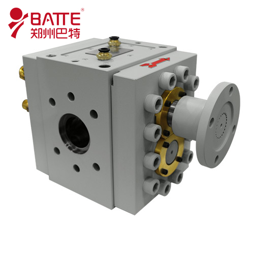 ST-R系列橡胶熔体泵